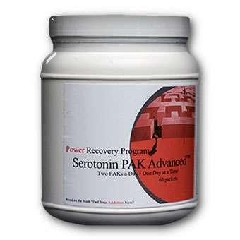 Serotonin PAK - Addiction Supplements