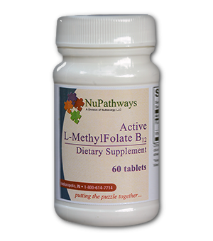 Active Methylfolate B12